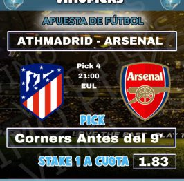 ATLETICO MADRID – ARSENAL