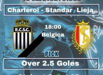Charleroi - Standard Lieja