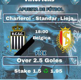 Charleroi – Standard Lieja
