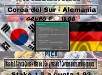 Corea del Sur - Alemania