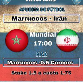 Marruecos – Iran