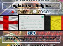 Inglaterra - Bélgica