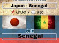 Japón- Senegal