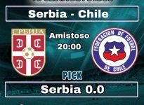 Serbia - Chile