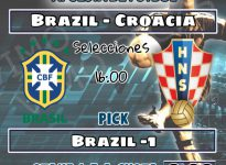 Brazil - Croacia