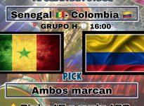 Senegal - Colombia
