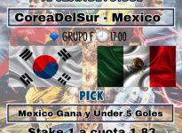 Corea del Sur - Mexico