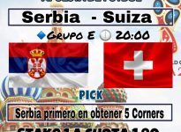 Serbia  - Suiza