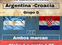 Argentina - Croacia