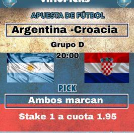 Argentina – Croacia