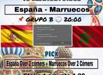 España - Marruecos