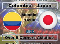 Colombia - Japon