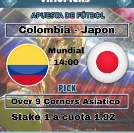 Colombia – Japon