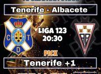 Tenerife - Albacete