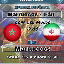 Marruecos – Irán