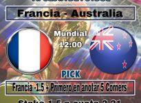 Francia- Australia