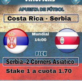 Costa Rica – Serbia