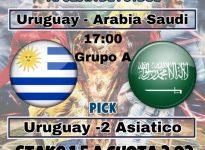 Uruguay - ArabiaSaudi