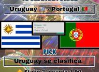Uruguay - Portugal