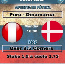 Peru – Dinamarca