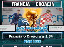 Segura: Francia - Croacia
