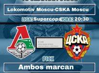 Lokomotiv Moscu-CSKA Moscu
