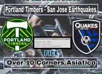 Portland Timbers - San Jose Earthquakes