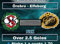 OREBRO - IF ELFSBORG