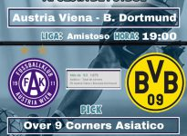 AUSTRIA VIENNA - BORUSSIA DORTMUND