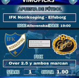 IFK Norrkoeping – Elfsborg