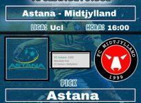 Astana - Midtjylland