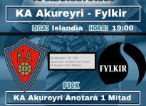 KA Akureyri VS Fylkir