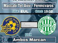 Maccabi Tel Aviv – Ferencvaros