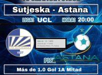 Sutjeska- Astana