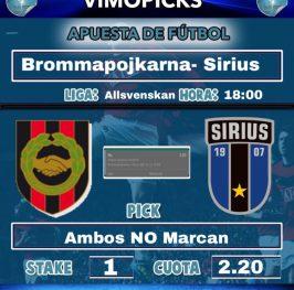 Brommapojkarna- Sirius