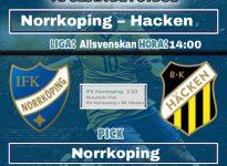 Norrkoping – Hacken