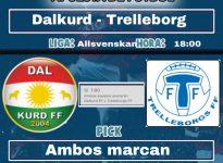 DALKURD FF - TRELLEBORGS FF