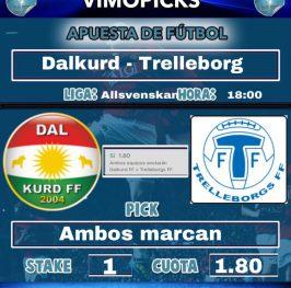 DALKURD FF – TRELLEBORGS FF