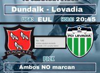 Dundalk - Levadia