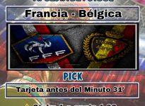 Semifinal Francia - Belgica