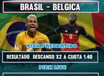 PROMO SEGURA BRASIL - BELGICA