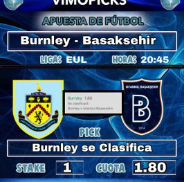 Burnley – Basaksehir