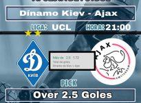 Dinamo Kiev – Ajax