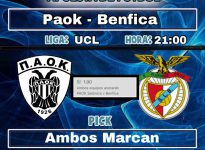 Paok - Benfica