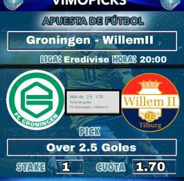 Groningen – WillemII