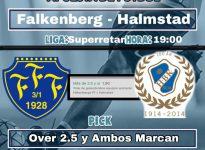 Falkenberg - Halmstad
