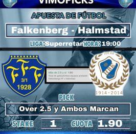 Falkenberg – Halmstad
