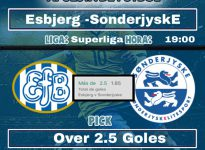 Esbjerg fB - SonderjyskE