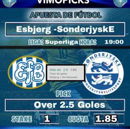 Esbjerg fB – SonderjyskE