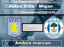 Aston Villa - Wigan Athletic